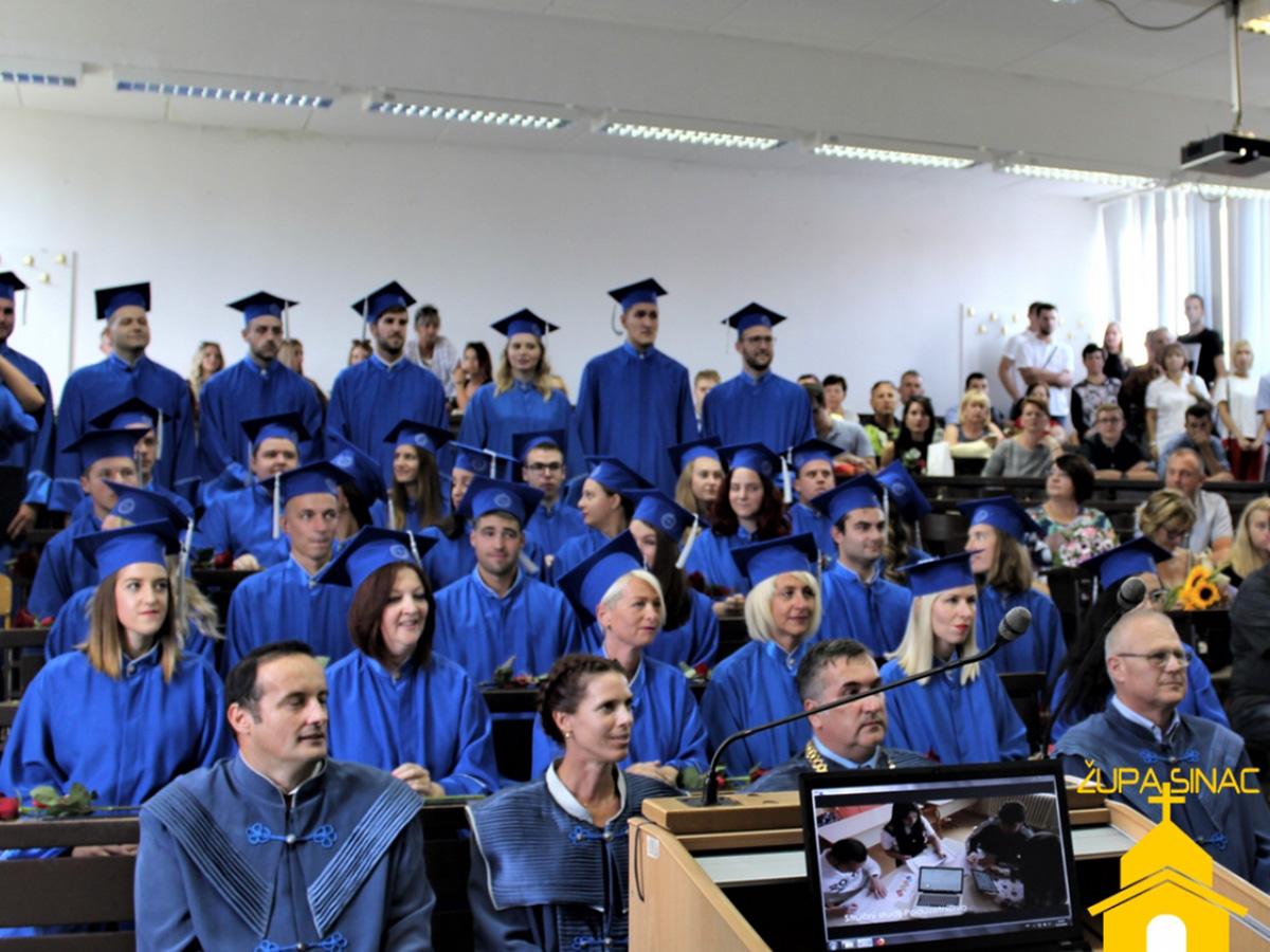 """Bivši studenti Veleučilišta """"Nikola Tesla"""" uspješni u daljnjem školovanju!"""