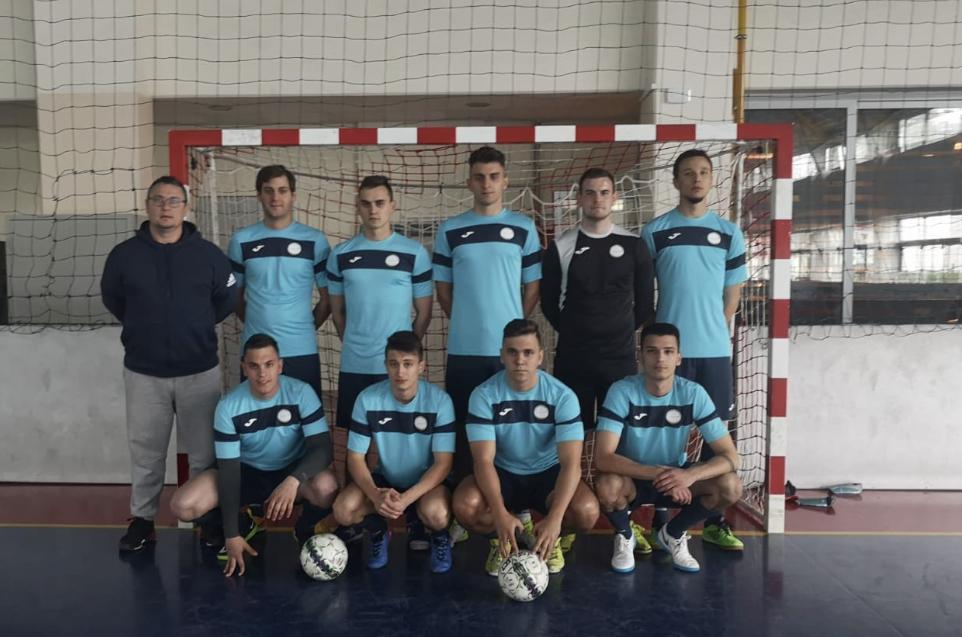 Sportaši Veleučilišta u Varaždinu na UniSport Play-u