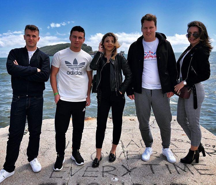 """5 dana – 20 država – 1000 sudionika: Studenti Veleučilišta """"Nikola Tesla"""" u Budvi"""