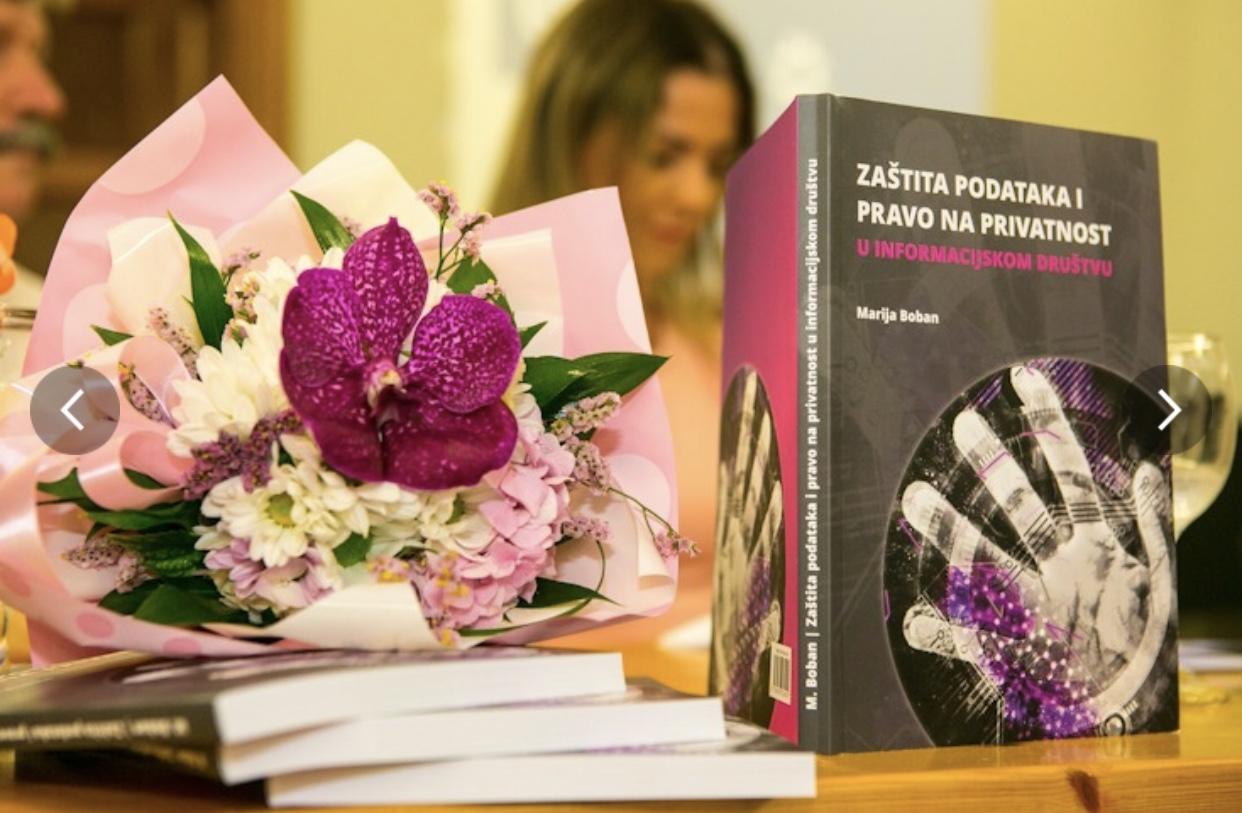 """U Galeriji Meštrović u Splitu održana promocija knjige u izdanju Veleučilišta """"Nikola Tesla""""!"""