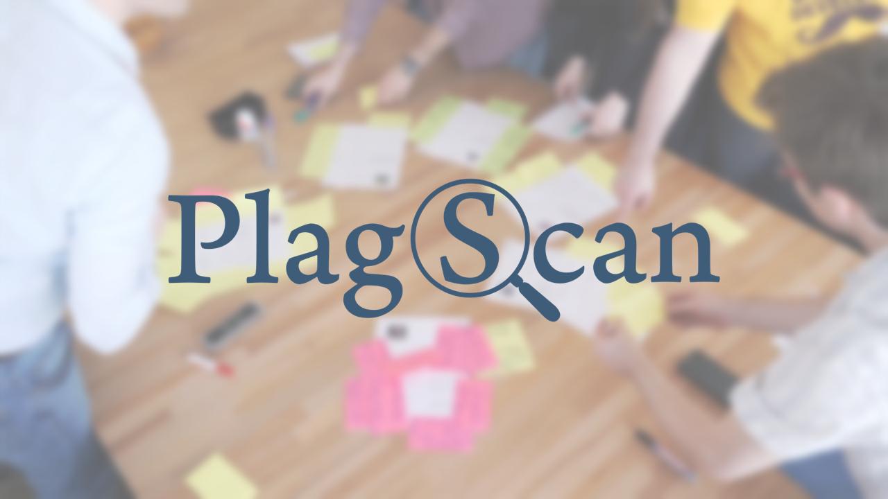 Antiplagijat softver – Plagscan