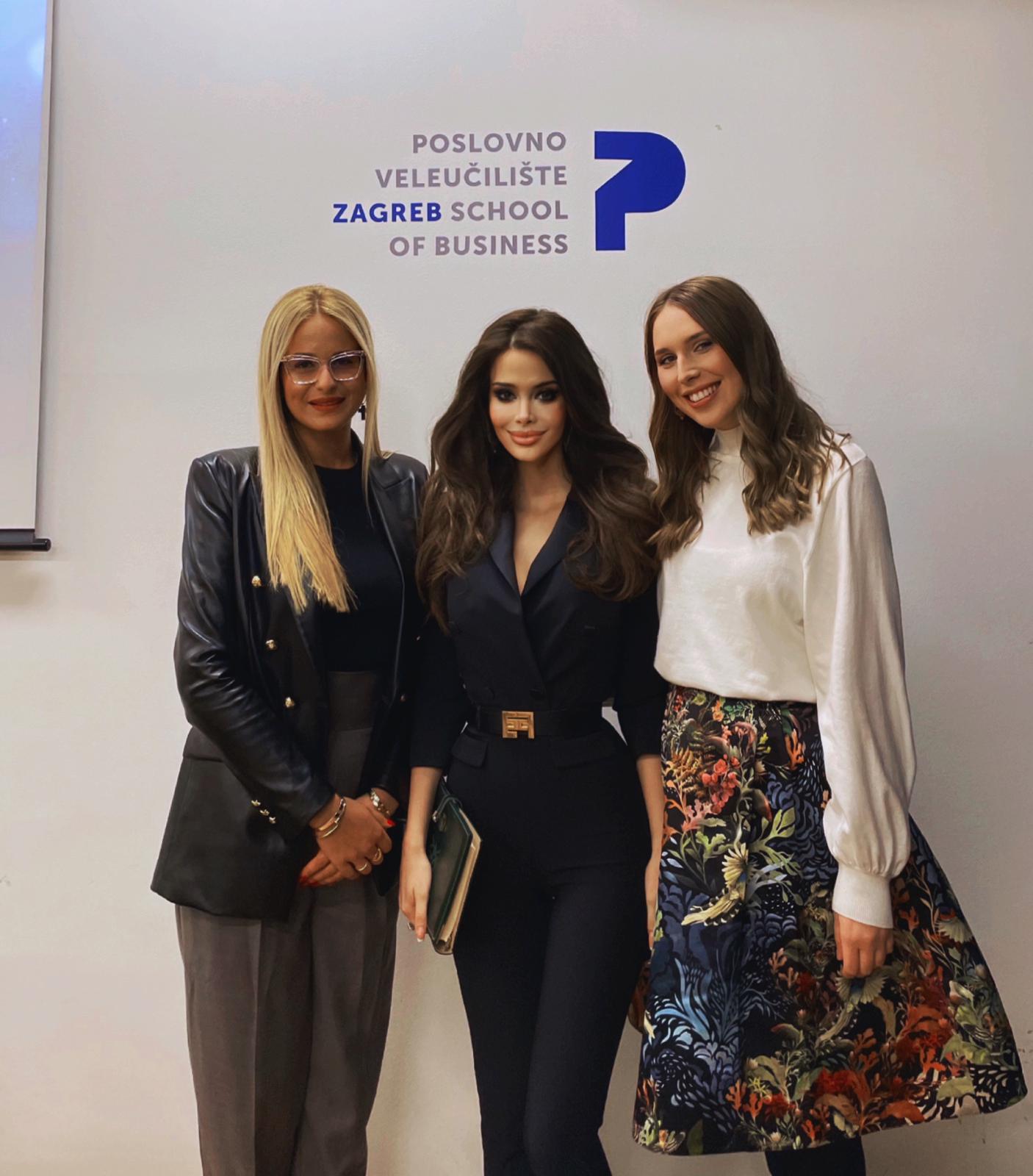 Naša studentica Mia Franić postala je voditeljica Ureda za međunarodnu suradnju Vijeća studenata veleučilišta i visokih škola Republike Hrvatske!